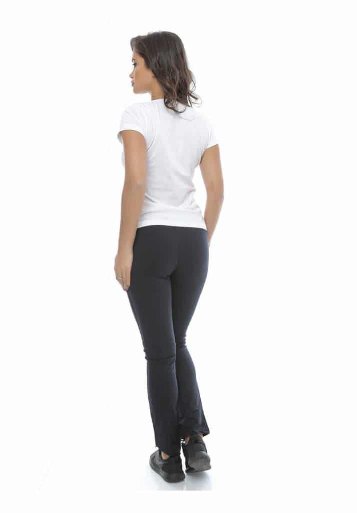 Pantaloni sport dama din bumbac