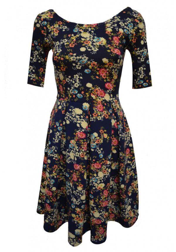 Rochie de vara cu flori