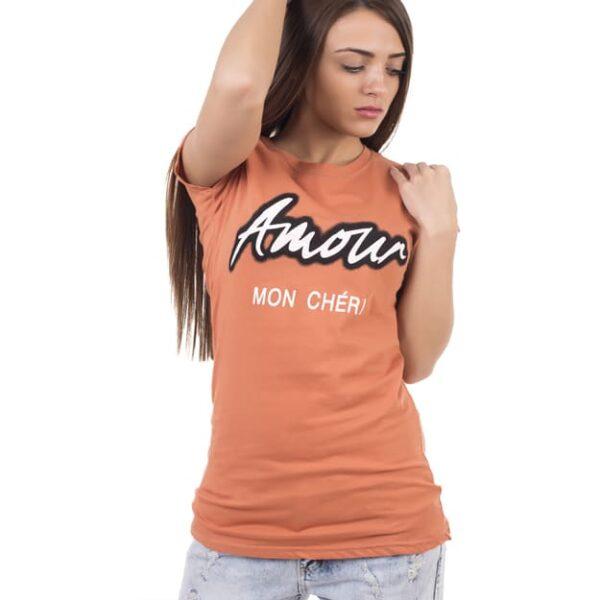 Tricou de dama diferite culori