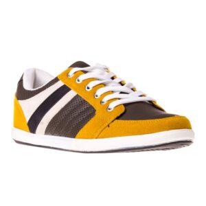 Pantofi sport khaki casual barbati Laurent