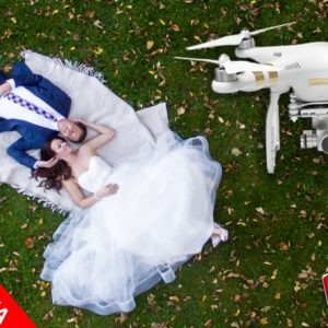 Filmare cu Drona la Nunta