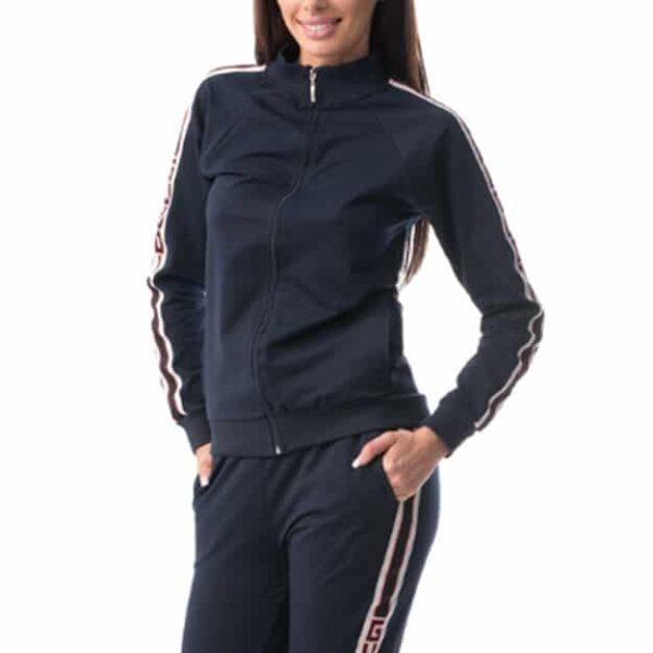 Trening bluză cu mânecă lungă și pantaloni