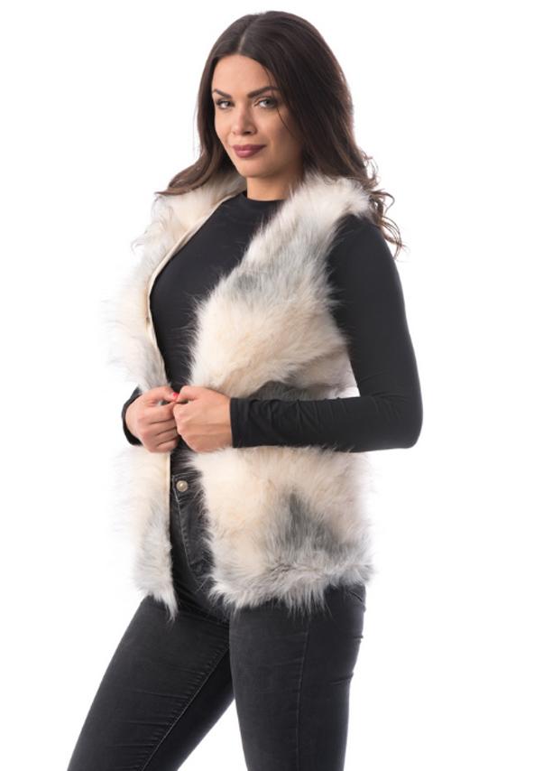 Vesta de blana Model Nou