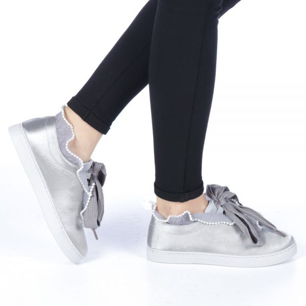 Pantofi sport gri dama