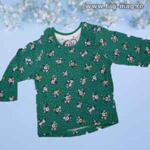 Bluzita fetite cu imprimeu floral