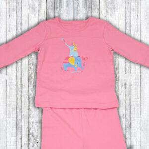 set bluza pantaloni bebe fetite haine copii