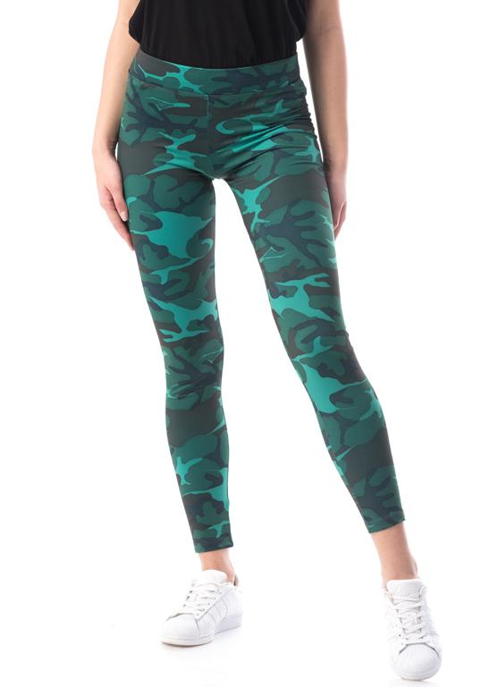 Colanti verde camuflaj Model Nou