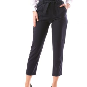 Pantaloni Dama Office Bleu
