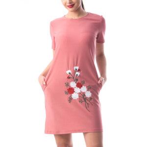 Rochita de vara roz
